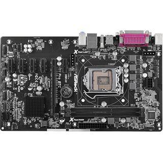 ASRock H81 Pro BTC Intel H81 So.1150 Dual Channel DDR3 ATX Retail