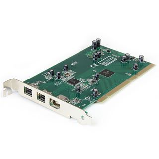 Startech PCI1394B_3 FireWire 3 Port PCI retail