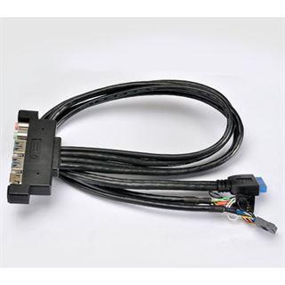 Lian Li 2x USB 3.0 + Firewire + Audio I/O-Panel für Lian Li
