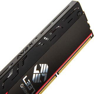 8GB Avexir Blitz Series Red LED Elitegroup-L337 DDR3-2400 DIMM CL10