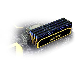 8GB Avexir Blitz Series Blue LED MMP DDR3-2133 DIMM CL9 Dual Kit