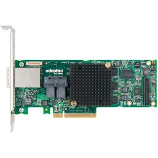 Adaptec 8885 2277000-R 2 Port Multi-lane PCIe 3.0 x8 Low Profile