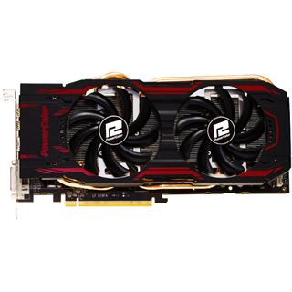 3GB PowerColor Radeon R9 280X TurboDuo OC Aktiv PCIe 3.0 x16 (Retail)