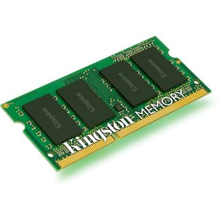 8GB Kingston ValueRAM DDR3L-1333 ECC SO-DIMM CL11 Single