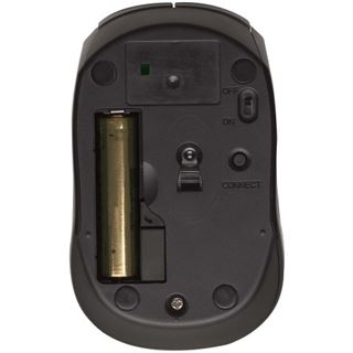 V7 MV3050-USB-BLK-8EB USB schwarz/grau (kabellos)