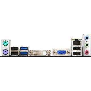 MSI H81M-P33 Intel H81 So.1150 Dual Channel DDR3 mATX Retail