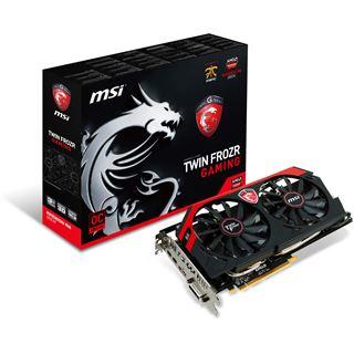 3GB MSI Radeon R9 280X Gaming 3G Aktiv PCIe 3.0 x16 (Retail)