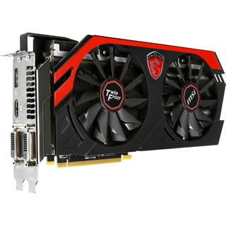 4GB MSI Radeon R9 290 Gaming 4G Aktiv PCIe 3.0 x16 (Retail)
