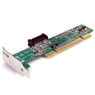 Startech PCI1PEX1 PCIe Adapter 1 Port PCI Low Profile retail