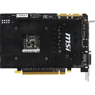 2GB MSI GeForce GTX 760 Mini-ITX Gaming 2G Aktiv PCIe 3.0 x16 (Retail)
