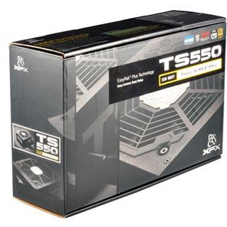 550 Watt XFX TS Series Non-Modular 80+ Gold