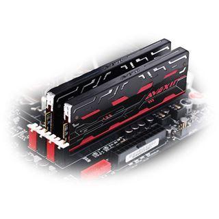 16GB Avexir Blitz 1.1 Original weiße LED DDR3-2400 DIMM CL10