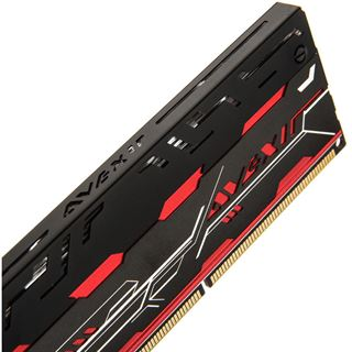 16GB Avexir Blitz 1.1 Original weiße LED DDR3-1866 DIMM CL9