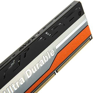 16GB Avexir Blitz Series Orange LED OC-Force DDR3-1866 DIMM CL9 Dual