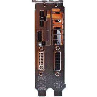 3GB Sapphire Radeon R9 280X Tri-X OC Aktiv PCIe 3.0 x16 (Full Retail)