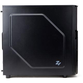 Zalman Z1 Midi Tower ohne Netzteil schwarz