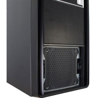 Inter-Tech K-six Smart Midi Tower ohne Netzteil schwarz
