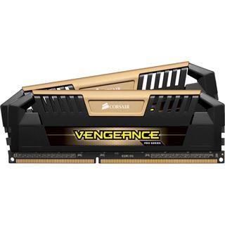 16GB Corsair Vengeance Pro gold DDR3-2400 DIMM CL11 Dual Kit