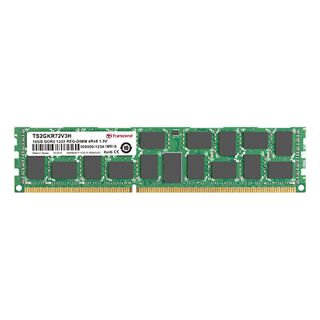 16GB Transcend TS2GKR72V3H DDR3-1333 regECC DIMM CL9 Single