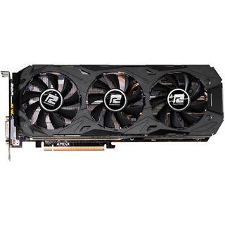 4GB PowerColor Radeon R9 290 PCS+ Aktiv PCIe 3.0 x16 (Retail)