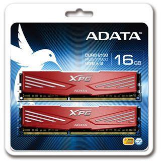 16GB ADATA XPG V1.0 rot DDR3-2133 DIMM CL10 Dual Kit
