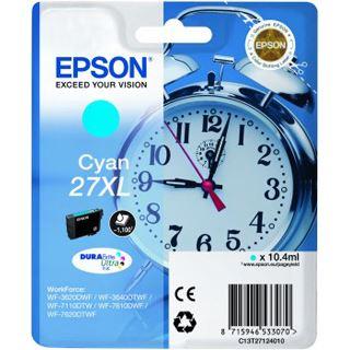 Epson Tinte 27 XL C13T27124010 cyan