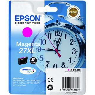 Epson Tinte 27 XL C13T27134010 magenta