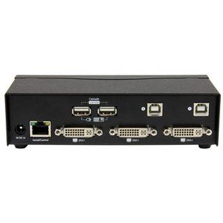 Startech SV231DVIUDDM 2-fach DVI-KVM Switch