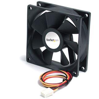 Startech FAN6X2TX3 60x60x20mm 4500 U/min 28 dB(A) schwarz