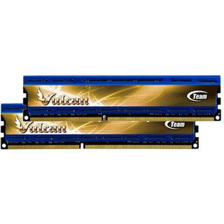 8GB TeamGroup DDR3-1600 DIMM CL9 Dual Kit