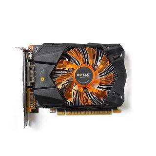 2GB ZOTAC GeForce GTX 750 Ti Aktiv PCIe 3.0 x16 (Retail)