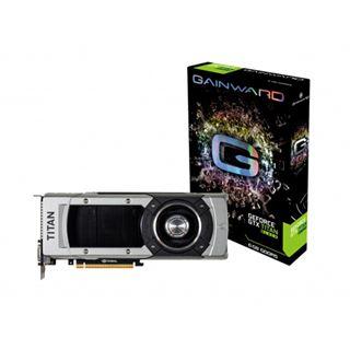 6GB Gainward GeForce GTX Titan Black Edition Aktiv PCIe 3.0 x16