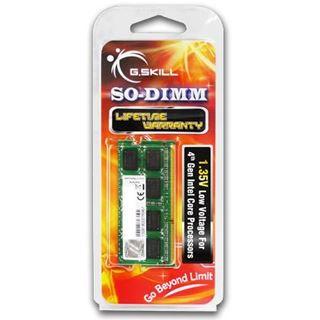 4GB G.Skill F3-1333C9S-4GSL DDR3-1333 SO-DIMM CL9 Single