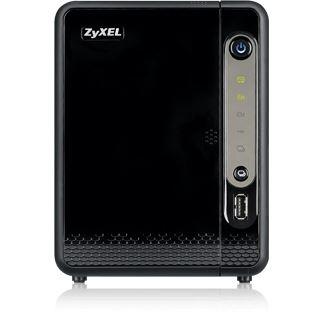ZyXEL NSA320S ohne Festplatten