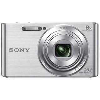 Sony Cybershot DSC-W830 silber Digitalkamera