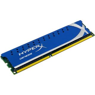 4GB Kingston HyperX Genesis DDR3-1866 DIMM CL10 Single