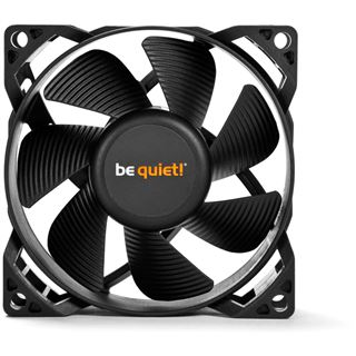 be quiet! Pure Wings 2 80x80x25mm 1900 U/min 18.2 dB(A) schwarz
