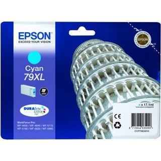 Epson SP Cyan 79XL DURABrite UltraInk