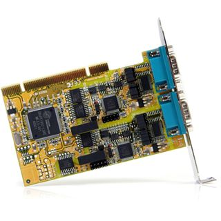 Startech PCI2S232485I RS232/422/485 Seriell 2 Port PCI retail