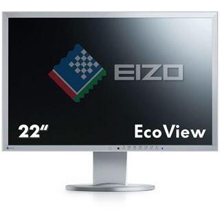"""22"""" (55,88cm) Eizo FlexScan EV2216WFS3 grau 1680x1050"""