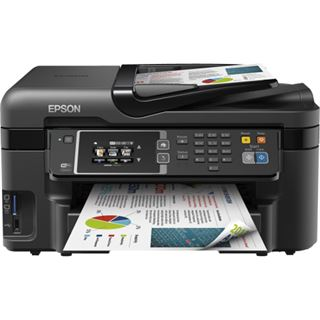Epson WorkForce WF-3620DWF Tinte Drucken/Scannen/Kopieren/Faxen