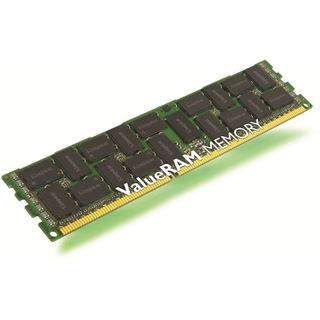 16GB Kingston D2G72JL91 DDR3L-1333 ECC DIMM CL9 Single
