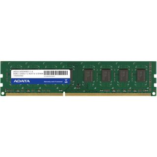 8GB ADATA Value DDR3-1600 DIMM CL11 Single