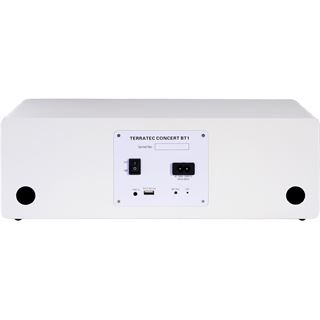 TerraTec Concert BT1 2.0 System 20W RMS weiß