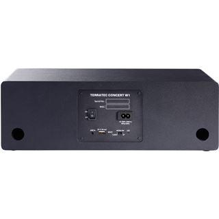 TerraTec Concert W1 2.0 System 20W RMS schwarz