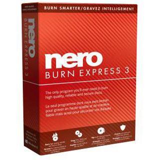 Nero Burn Express 3 32/64 Bit Deutsch Brennprogramm Vollversion PC