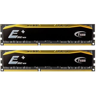 16GB TeamGroup Elite Plus Series DDR3-1600 DIMM CL11 Dual Kit