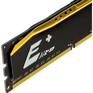 16GB TeamGroup Elite Plus Series DDR3-1600 DIMM CL11 Dual Kit