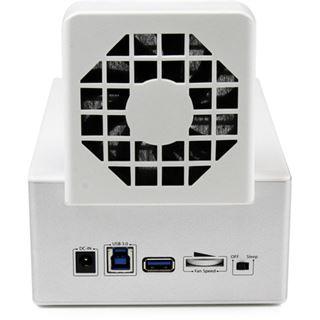 """Startech USB 3.0 Dual SATA Dockingstation für 2.5"""" und"""