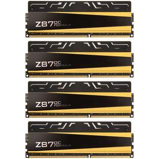 32GB Avexir Blitz Series 1.1 ASRock Formula gelbe LED DDR3-2666 DIMM